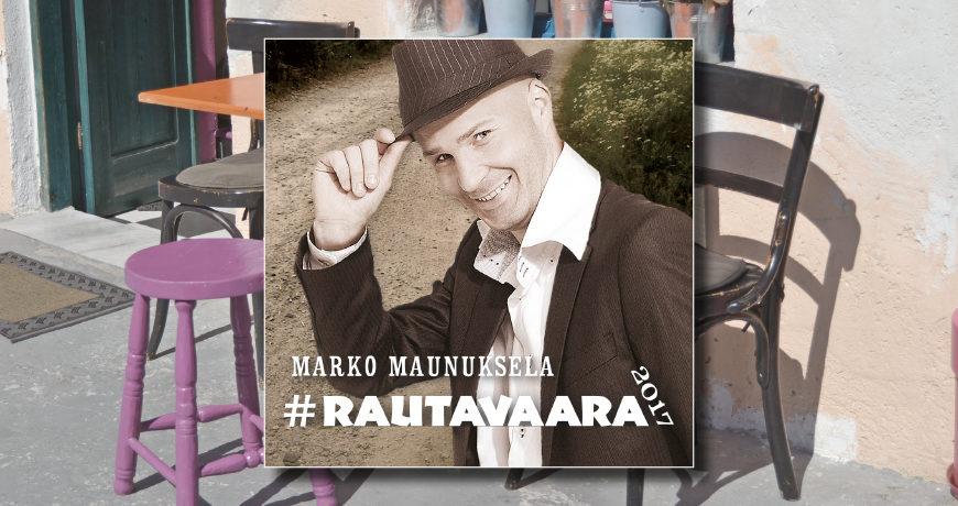 Uusi odotettu #rautavaara2017 -albumi on julkaistu 19.5.2017