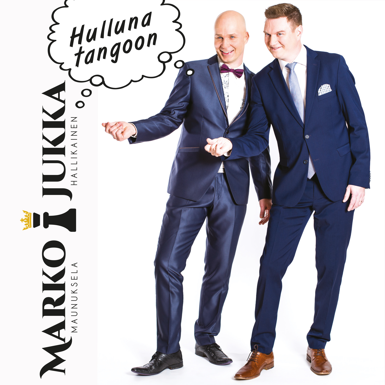 Marko & Jukka ovat Hulluna tangoon!