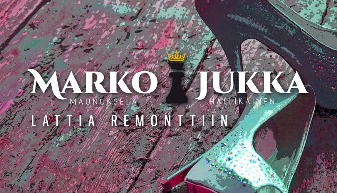 Marko ja Jukka – Lattia remonttiin on julkaistu 5.7.2019